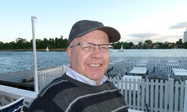 Tony Peck er generalsekretær for baptistene i Europa.