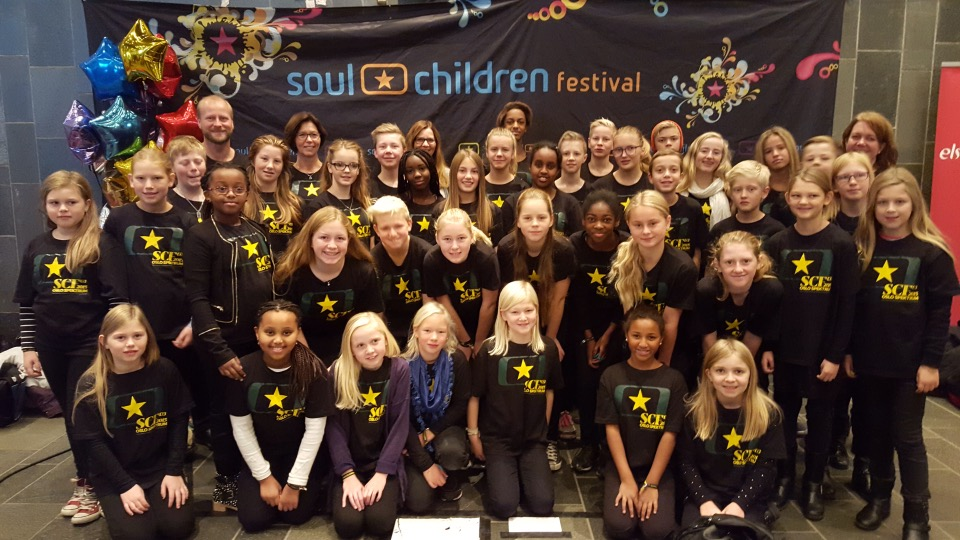 Logos og Skien Soul Children.