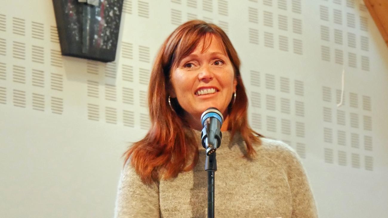 Birgit Andersen inviterer til Alle sammen gudstjeneste søndag 30. oktober 11:00