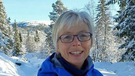 Solfrid Gonsholt Bergsland