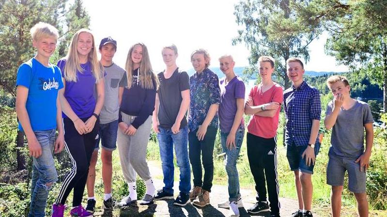 12 ungdommer til konfirmasjonen 14. mai.