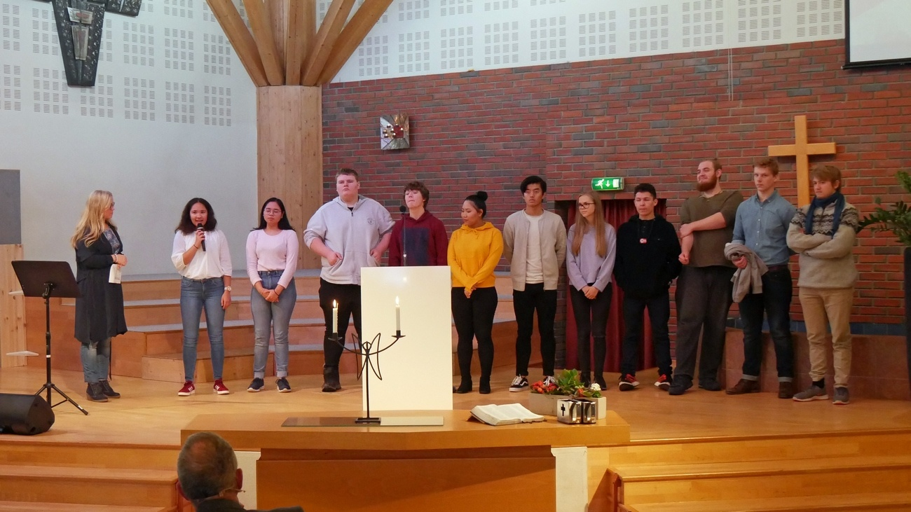 Ung Baptist ledere