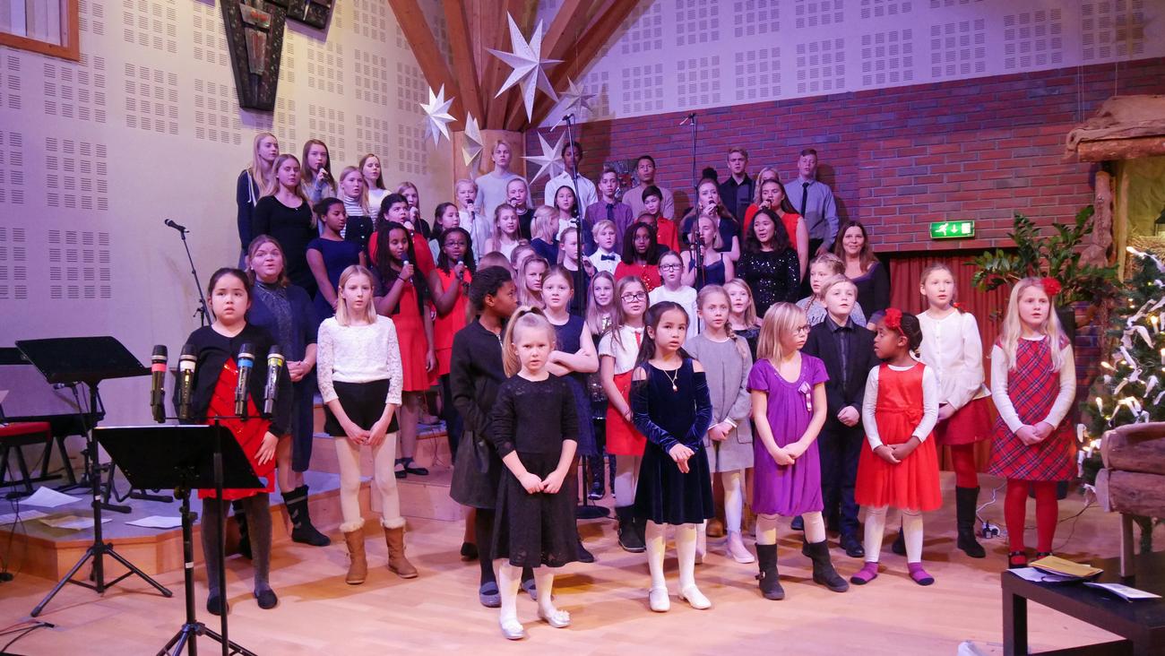 Synge jula inn