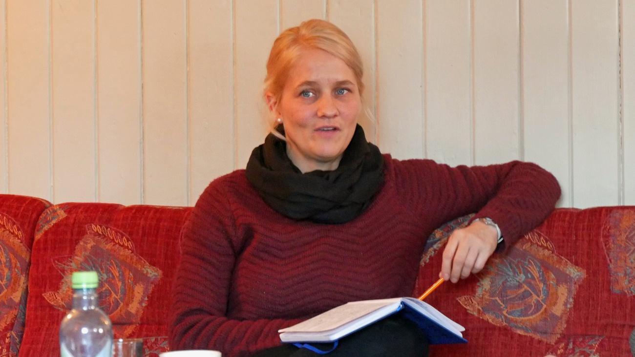 Heidi Trainer Flatebø