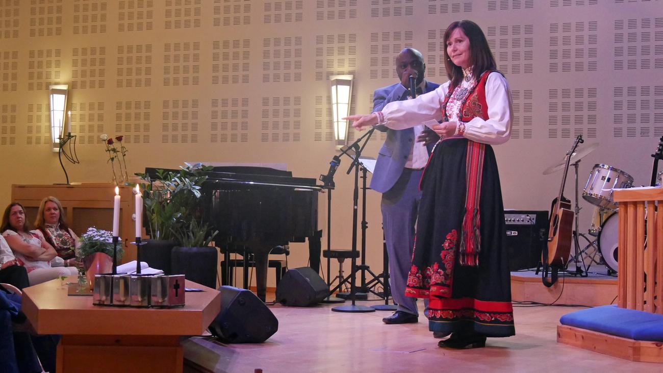 Birgit og Gabriel