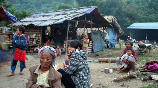 Krig i Kachinprovinsen