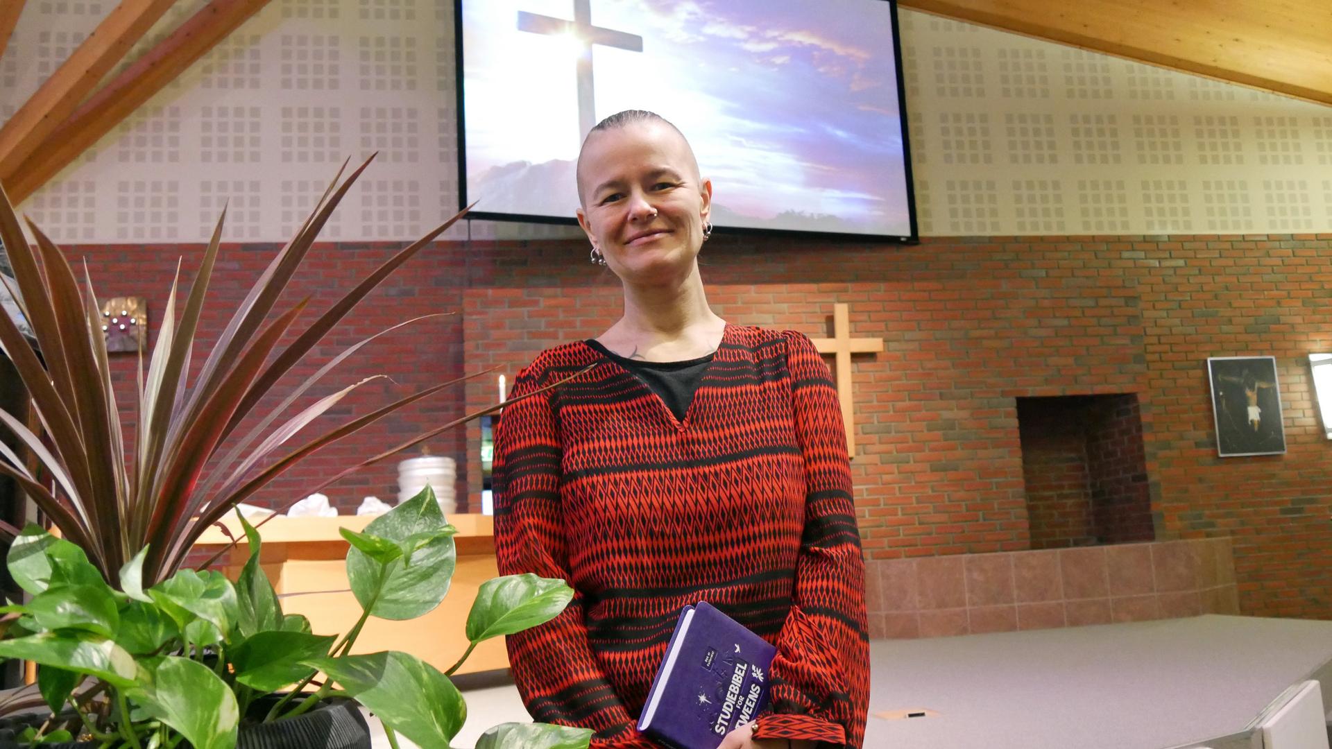 Rakel Johansen delte om sykdom i familien.