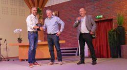 Harald takkes som menighetsleder