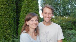 Sara og Caleb