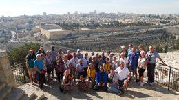 Menighetstur til Israel