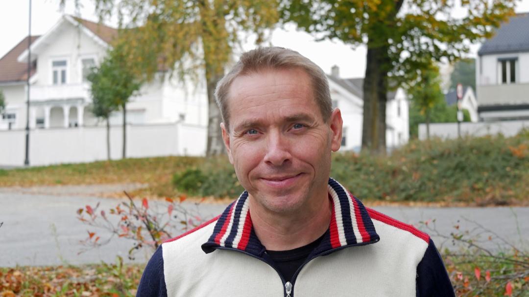 Agnar Sæli har med Stian Taranger som vertskap.