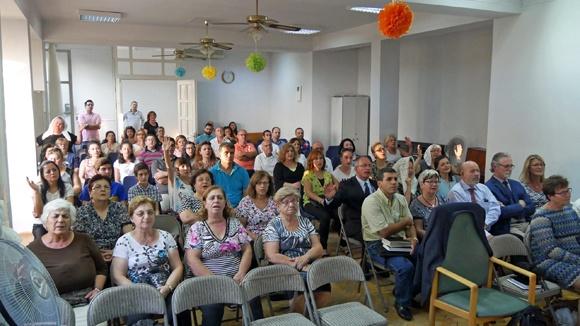 Flyktningmenighet i Armenia