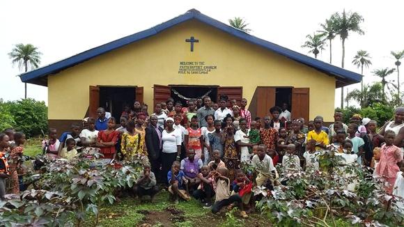 Kirke i Tonko Limba